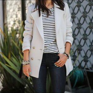 Tops - Striped blouse black&white